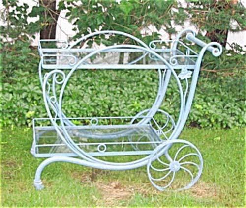 Salterini Tea Cart
