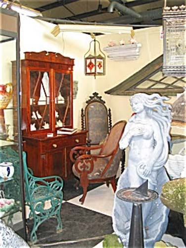 Exhibit At Rhinebeck Fall Show