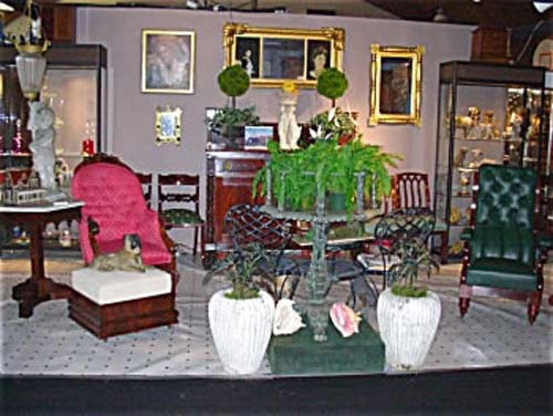 Antiques American Classical And Garden