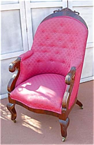 Am. Classical  Phyfe Armchair