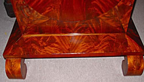 Cabinet: American Classical  W Marble Top