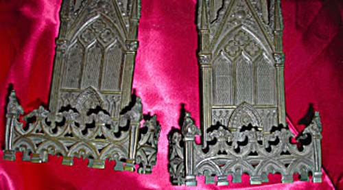 Pr Gothic Card Holders SOLD