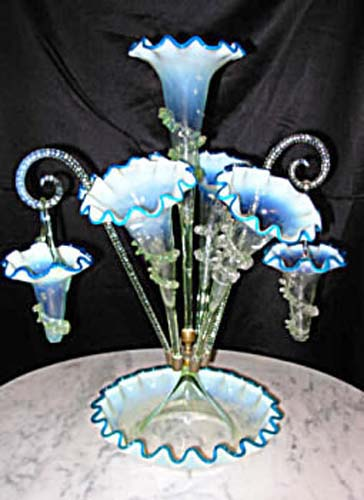 Epergne -Glass SOLD