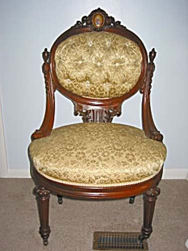Victorian Renaissance Revival Side Chair