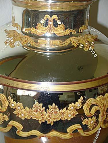 majolica: Am. Etruscan Majolica