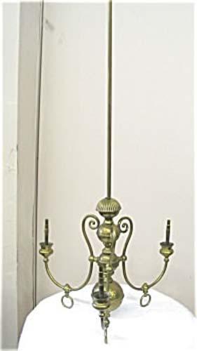 Secretary: Rococo Rosewood Cylinder