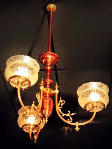 gas chandelier 5602.