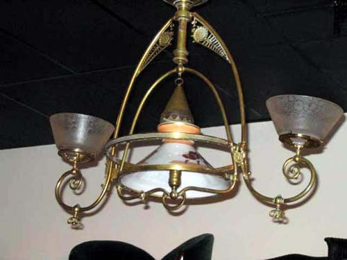Victorian Aesthetic Chandelier SOLD
