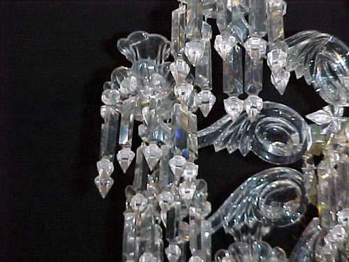 Crystal Bacarrat Chandelier - 56
