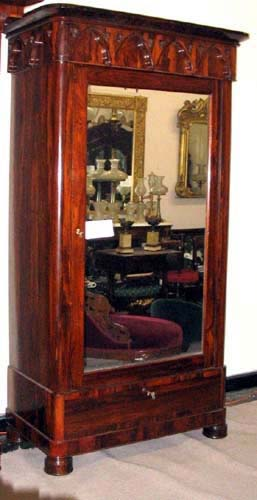 American Gothic Armoire :SOLD
