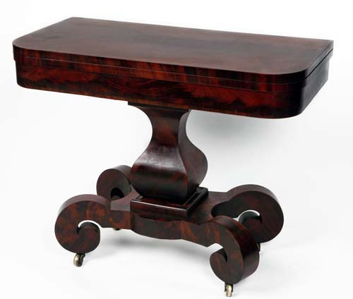 Classical Meeks Labeled table SOLD