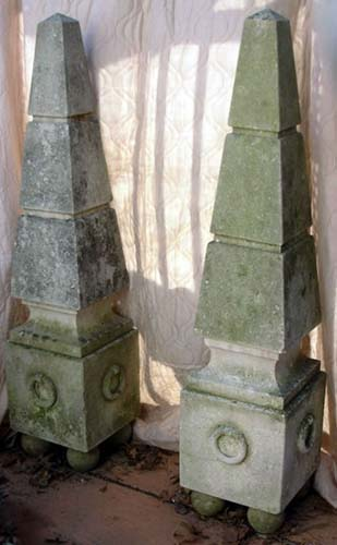 Obelisks: pr   SOLD