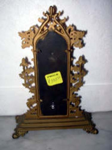 Gothic Revival Thermometer