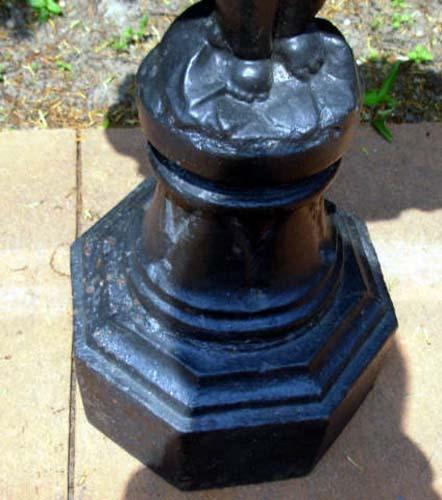 Cast Iron Cherub Bird Bath- SOLD