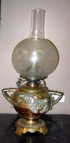 Aesthetic Victorian Lamp