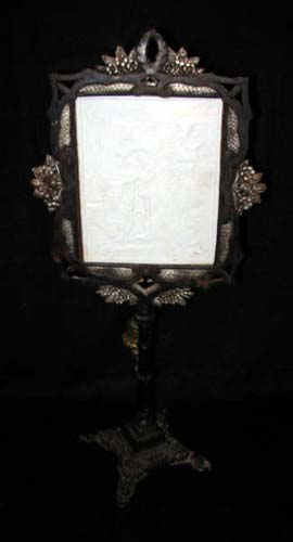 Candle Screen w lithopane