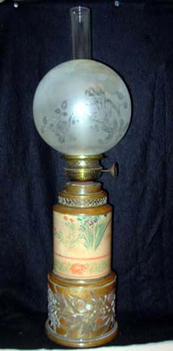 Aesthetic Chas Parker Satsuma Lamp
