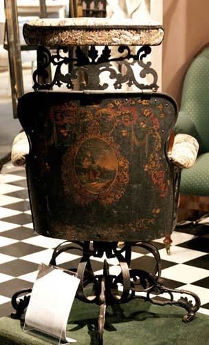 Chair: Centripetal Chair by Warren SOLD