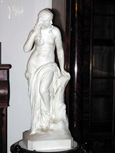 Parian figurine Egeria -on hold