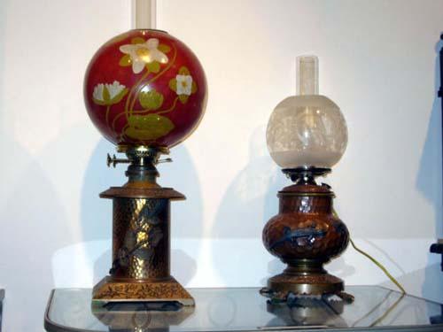 Aesthetic Chas Parker Satsuma Lamp
