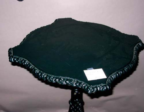 Table  Antique Cast Iron  SOLD