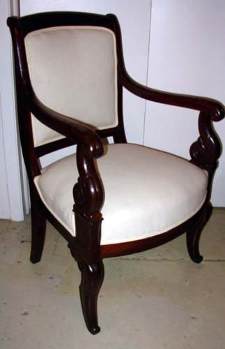 Classical chair. SOLD