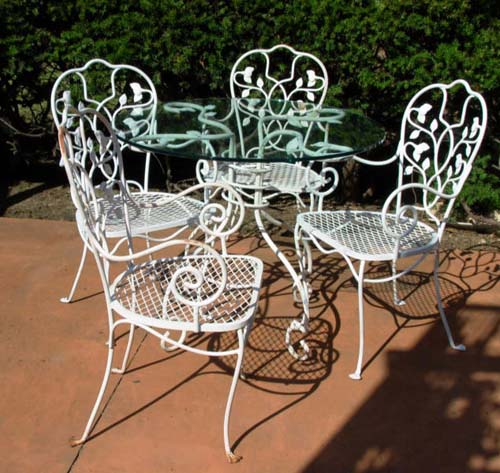 Salterini 5 pc Dining Set   SOLD