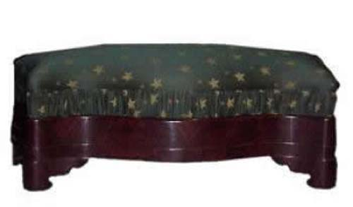 """""""Meeks"""" Classical Period Window Bench"""
