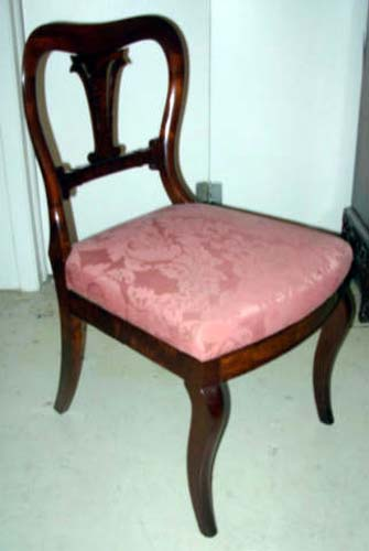 Chairs:Phyfe Am. Classical SOLD