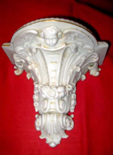 Parian:Copeland Pr Parian Brackets of Angel