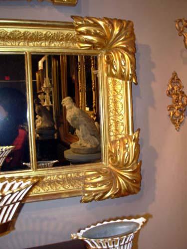 Mirror, American Gilt Classical