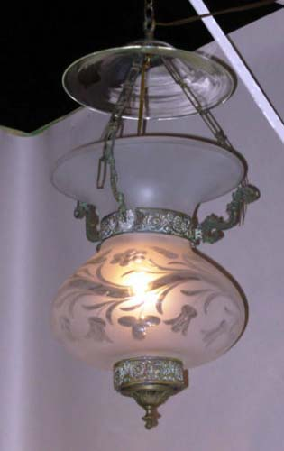 Classical Candle Hall Lantern:
