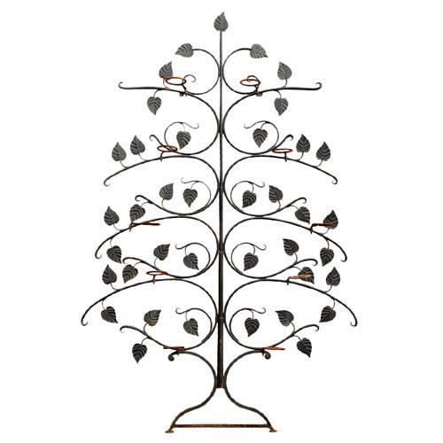 Salterini  Tree Wrought  Iron