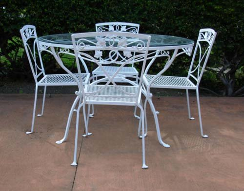 Salterini Mt Vernon Dining Set- SOLD