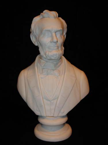 Parian Bust of Lincoln- SOLD
