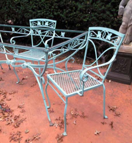 Salterini Dining Set-Mt Vernon SOLD