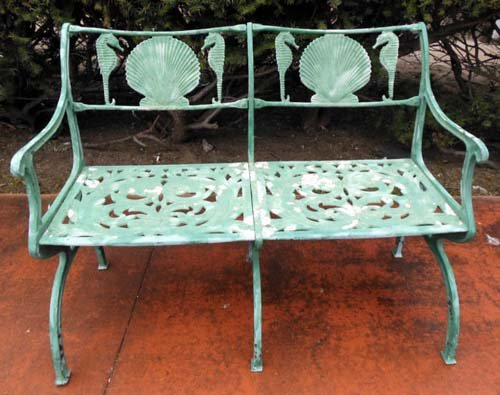 Vintage Bench, Molla SOLD