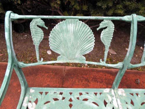 Vintage Bench, Molla SOLD