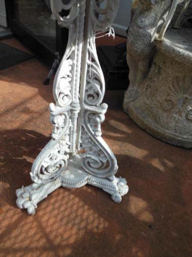 Cast Iron Chris, Dresser & Coalbrookdale SOLD