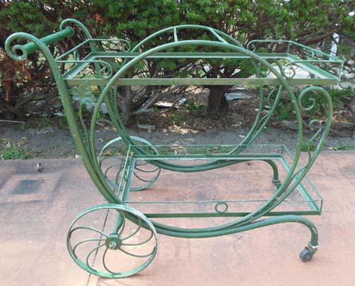 Salterini Tea Cart  -SOLD