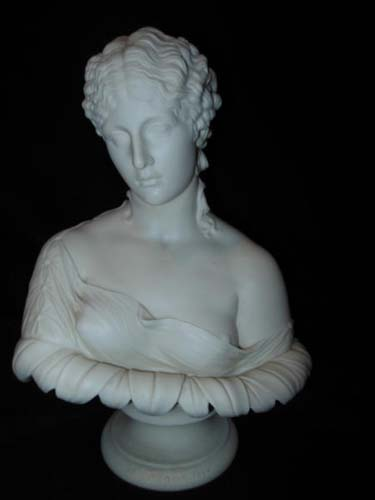 Parian Statue of CLYTIE