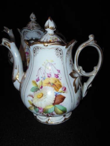 Tea Set: Old Paris Tea Set