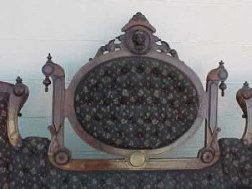 Victorian Jeliff Sofa