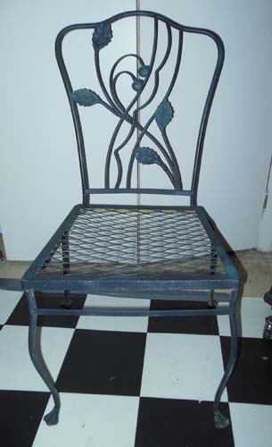 Dining Set Vintage Salterini  SOLD