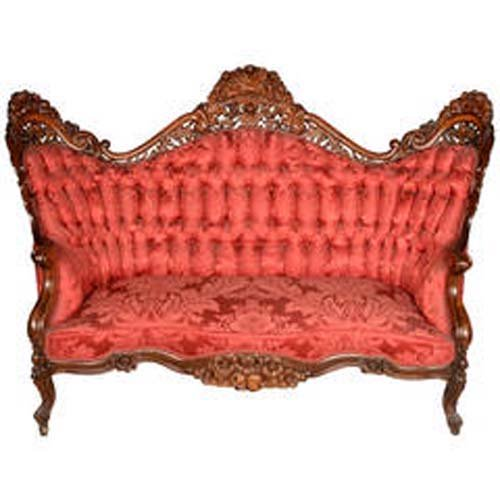 Sofa, Belter Fountain Elms  SOLD