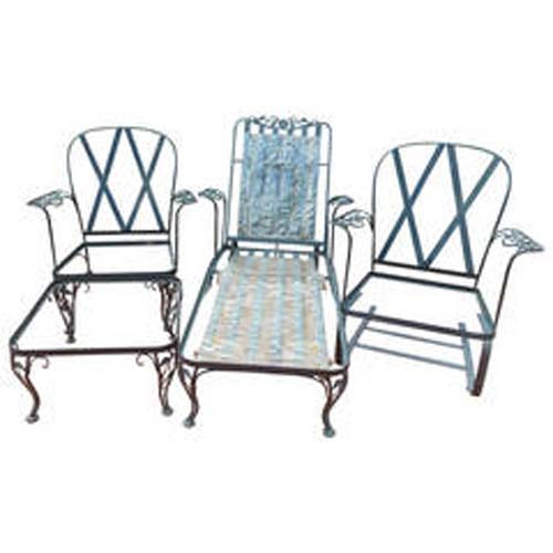 Patio Set by Woodard Chantilly Rose Sold