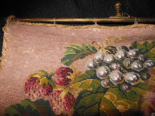 Bead Work FireScreen     Sold