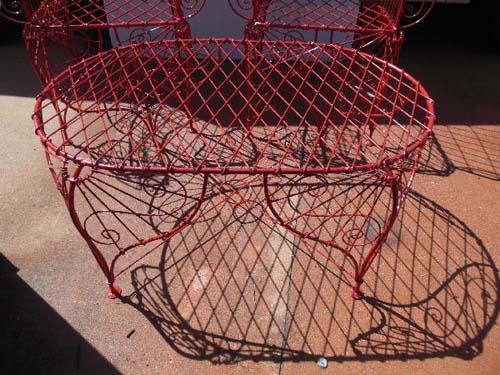 Wire Garden Set