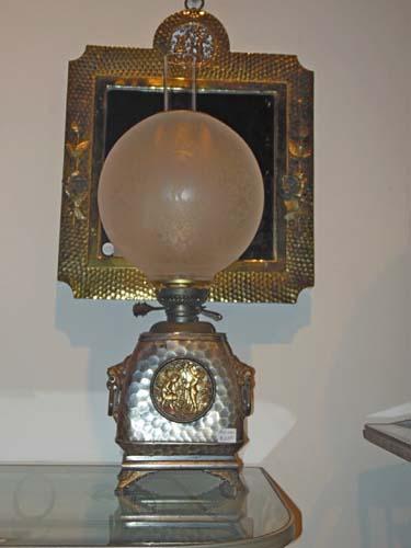 Aesthetic Lamp Meridan
