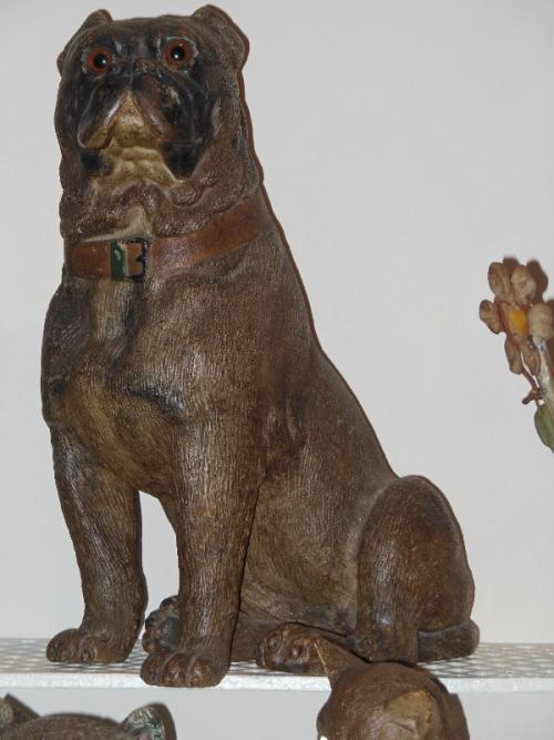 Dogs, Terra Cotta Dogs